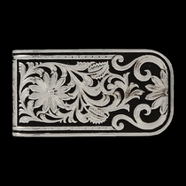LeatherCut Bitterroot Money Clip (MCL27)