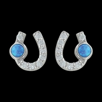Lightfoot Horseshoe Earrings (ER3394)