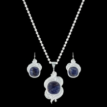 Midnight Wind Jewelry Sets (JS3328SOD)