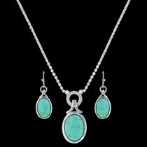 On Top of the World Jewelry Set (JS3317)