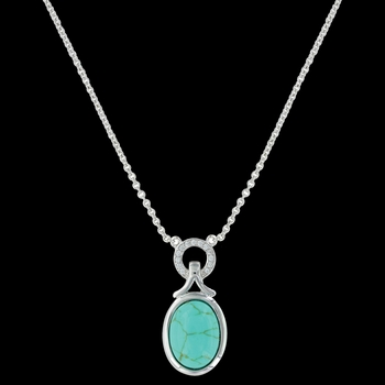 On Top of the World Necklace (NC3317)