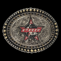 PBR Diamond Trim Buckle (PBR115)