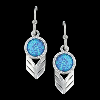 Perfect Sky Flower Earrings (ER3410)