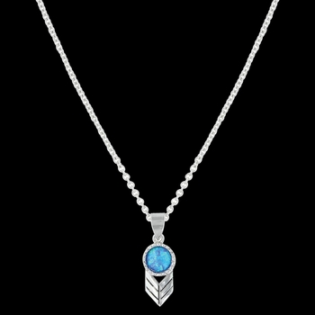 Perfect Sky Flower Necklace (NC3410)