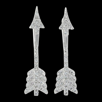 Pierced Arrow Earrings (ER3411)
