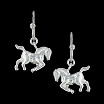 Prancing Horse Earrings (ER3381)