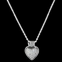 Rancher's Heart Necklace (NC2826)