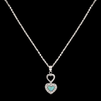 River Lights in Love Necklace  (NC2537)