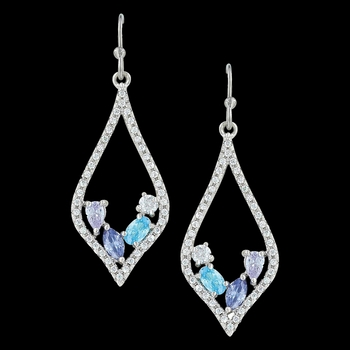 River of Light At the Water's Edge Earrings (ER3391)