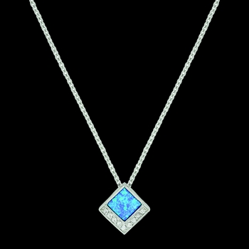River of Light Infinity Pool Necklace (NC3643)
