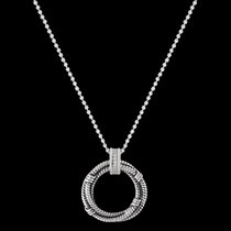 Roped in Brilliance Necklace (NC3037)
