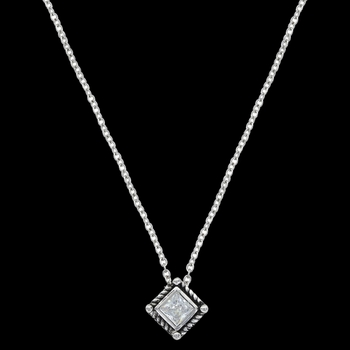 Roped Star Lights Necklace (NC3024CZ)