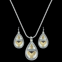 Southern Rays of Light Jewelry Set (JS3368)