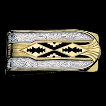 Southwestern Money Clip (MCL3)