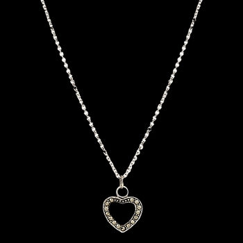 Sparks Will Fly Night's Heart Necklace (NC2718)