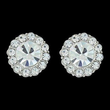 Star Burst Post Earrings  Attitude Jewelry (AER3452)
