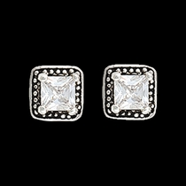 Star Lights Western Princess Earrings (ER2554)