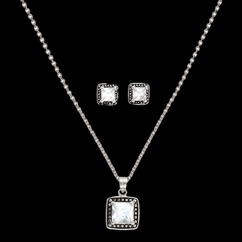 Star Lights Western Princess Jewelry Set (JS2554)