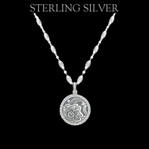 Sterling Lane Daisy Vignette Necklace (SLNC006)