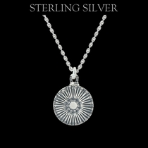 Sterling Lane Horseshoe Nail Locket Necklace (SLNC012)