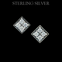 Sterling Lane Starlight's Core Stud Earrings (SLER008)