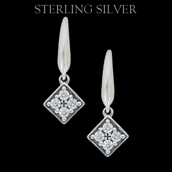 Sterling Lane Twinkling Starlight Core Earrings (SLER009)
