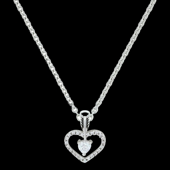 Straight to the Heart Arrow Necklace (NC3198)