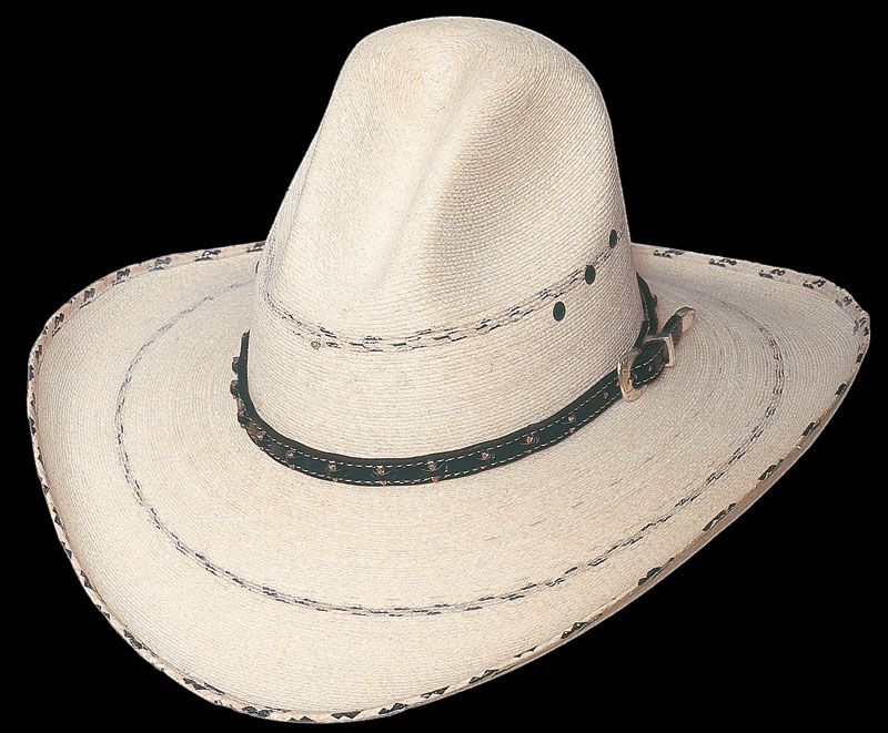 Straw Hat  Prescott  from Bullhide by Montecarlo Hat Co. 357e0d745d8