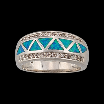 Trickle Creek Band Ring