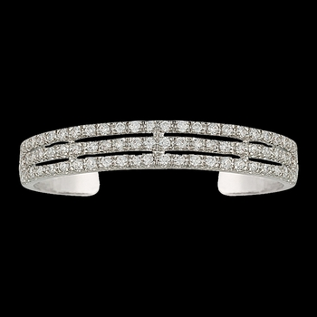 Triple the Delight Cuff Bracelet (BC2770)