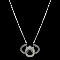 Triple the Luck Necklace (NC2772)