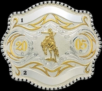 Trophy Buckle 14912  |  Montana Silversmiths