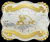 Trophy Buckle 16512  |  Montana Silversmiths