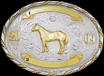 Trophy Buckle G61154 by Montana Silversmiths