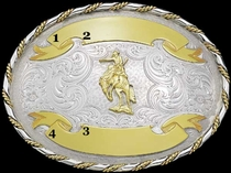 Trophy Buckle G61156 by Montana Silversmiths