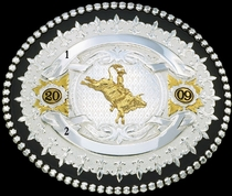 Trophy Event Buckle 61213