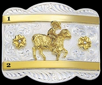 Very Small Trophy Buckle