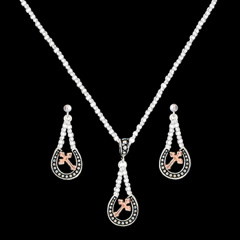 Walking God's Path Jewelry Set (JS1474)