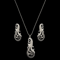 Western Lace Whisper Jewelry Set  (JS2312D)