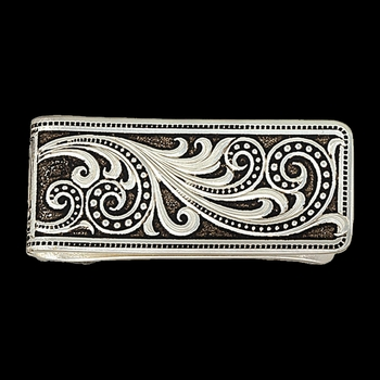 Western Lace Whisper Money Clip  (MCL16RTS)