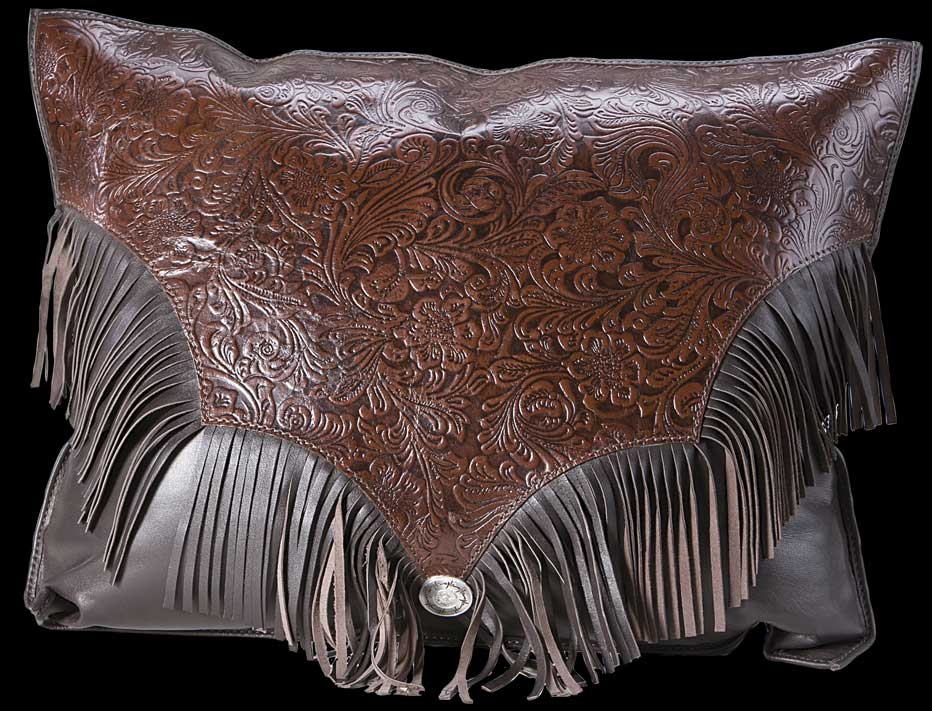 Western Pillow By Montana Silversmiths