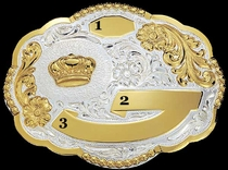 Women's Custom Buckle