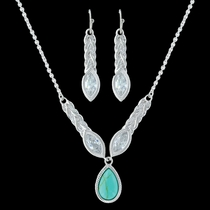 Woven Light Jewelry Set (JS3413)