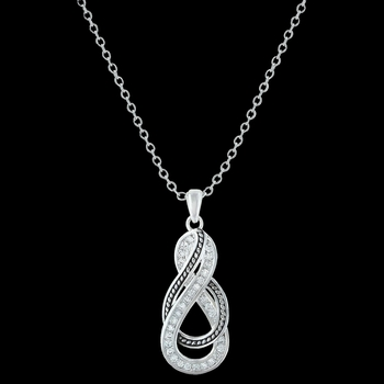 Wrapped Up in You Necklace (NC3217)