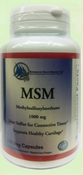 MSM Joint Sulfur
