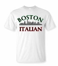 Boston Italian T-Shirt