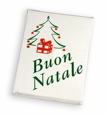 Buon Natale Holiday Christmas Cards