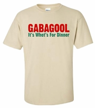 Gabagool It's What's For Dinner T-Shirt