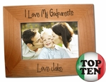 Godparents Picture Frame