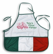 Hot Pizza Apron